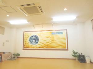 姫路スタジオのトレーニングルーム